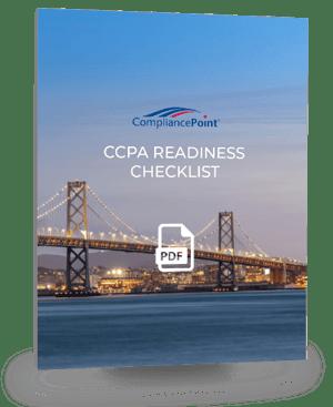 CCPA Checklist Landing